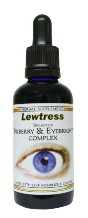Lewtress Bilberry & Eyebright Complex