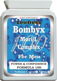 Bombyx 'Formula 100' for Men
